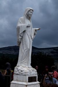 Madonna di Međugorje.